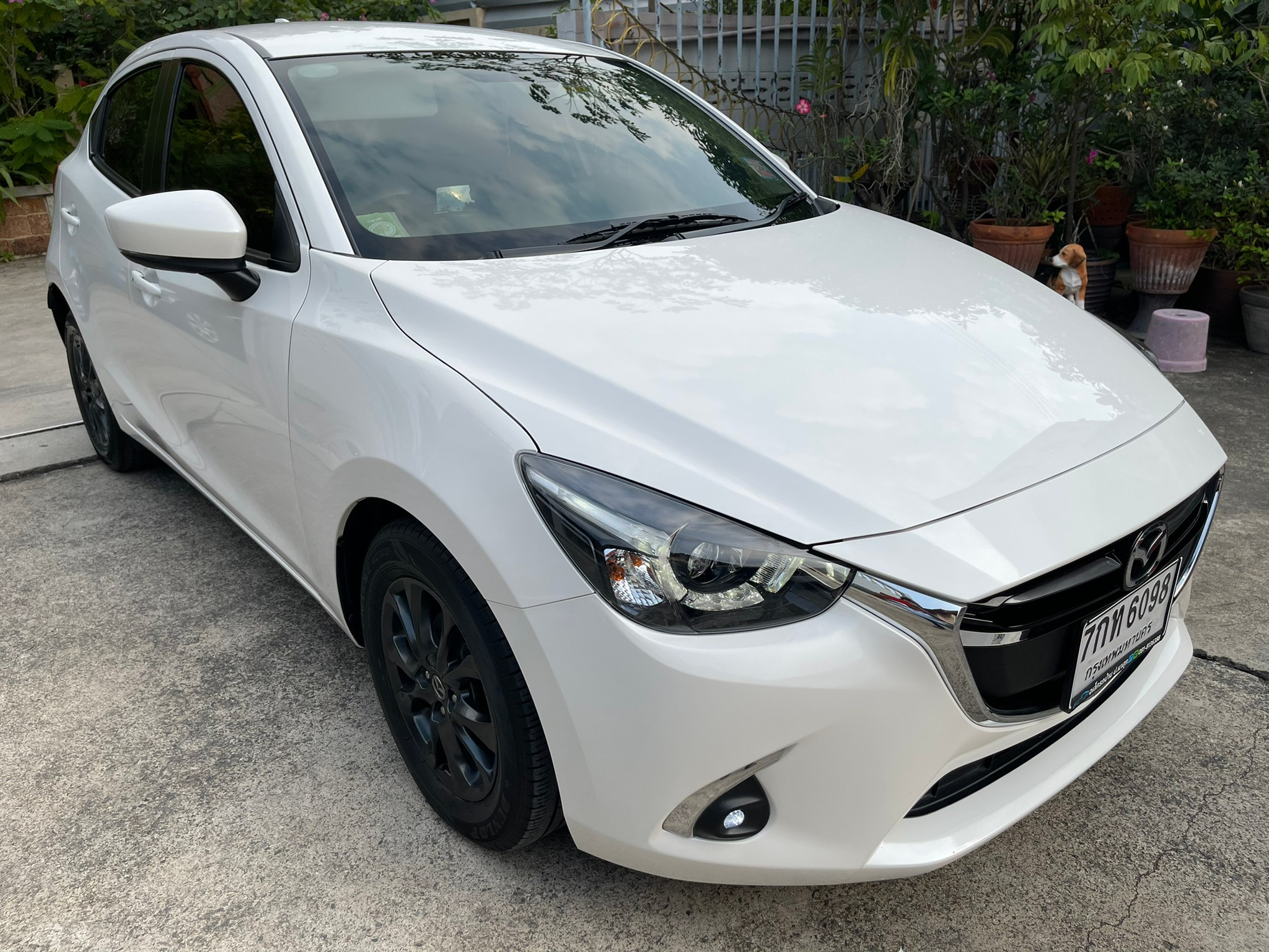 MAZDA 2 1.3 SPORTS HIGH CONNECT